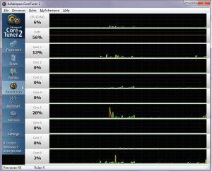 Ashampoo core tuner 2 Ressources