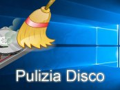 Strumento pulizia disco windows 10