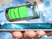 Le batterie degli smartphone avranno un'autonomia di due settimane