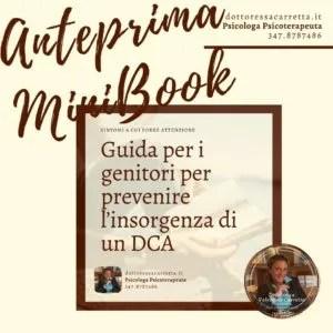 MiniBooks sui DCA