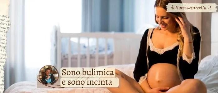 """""""Sono bulimica, sono incinta e adesso?"""" Disturbi alimentari e gravidanza"""