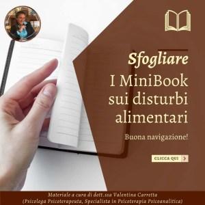 Psicostrumenti: Minibook sui disturbi alimentari