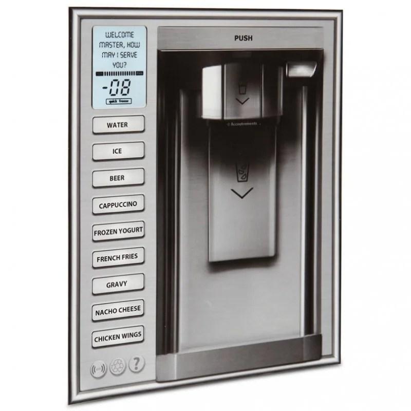 Upgrade  dispenser magnetico per frigo