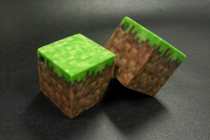 Gli orecchini derba di Minecraft  DottorGadget