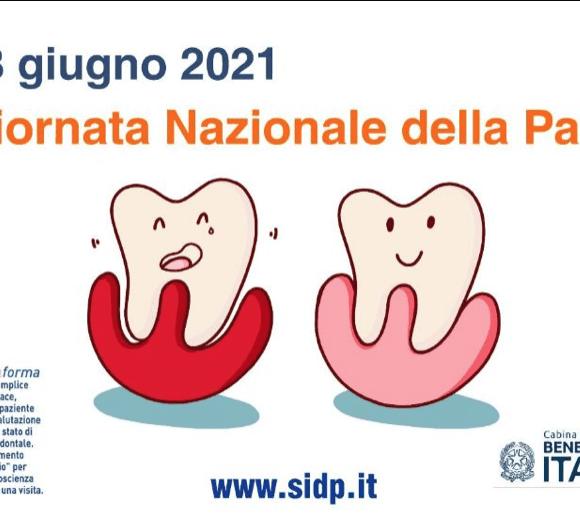 Terza Giornata Mondiale della Parodontite