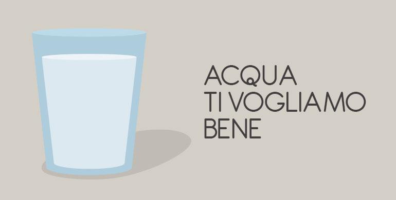 acqua ti vogliamo bene - il blog del dottormic -