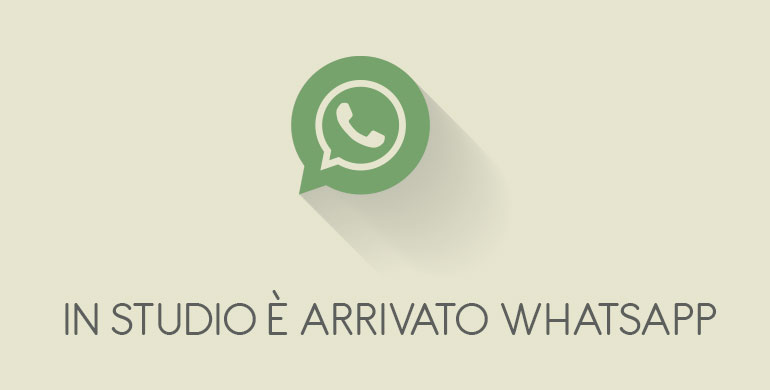 whatsapp in studio - il blog del dottormic -