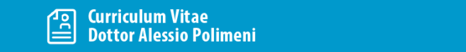 CV Dottor Alessio Polimeni - Favria