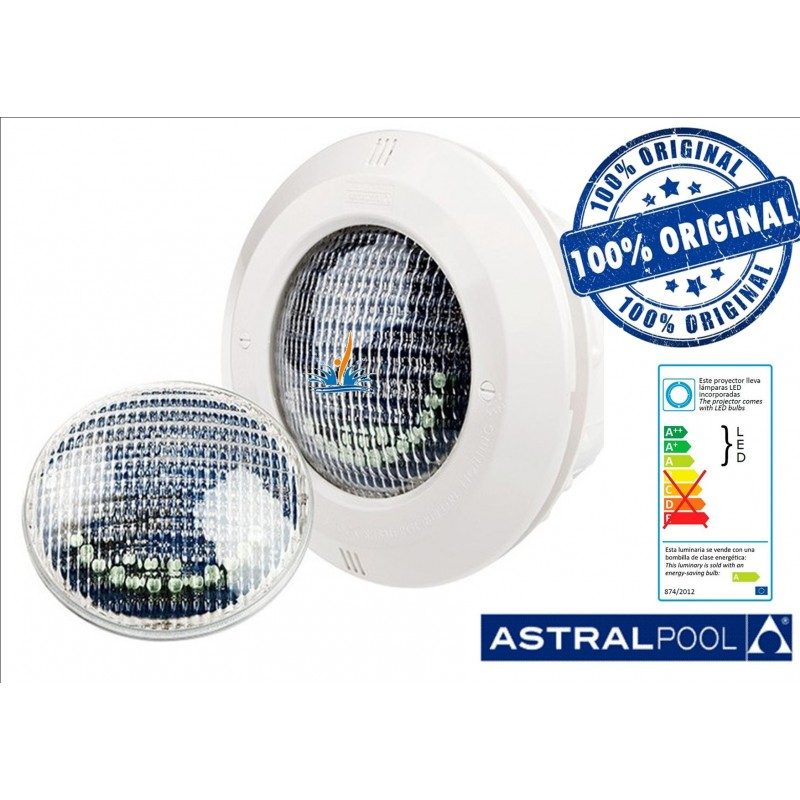 CORPO FARO PAR56 A LED LUMIPLUS ASTRAL POOL 111 12VAC