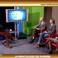 Eurobis, Alimentazione dei bambini con Elisa Reginato