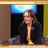 Dottor Salute - Microbi e uomo uniti per sempre, professoressa Luigina Romani