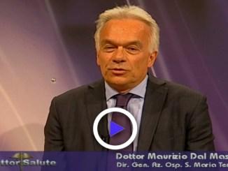 L'ospedale di Terni con il DG Dottor Maurizio Dal Maso