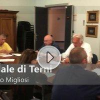 Ospedale di Terni, gli effetti della riorganizzazione nel primo semestre 2018
