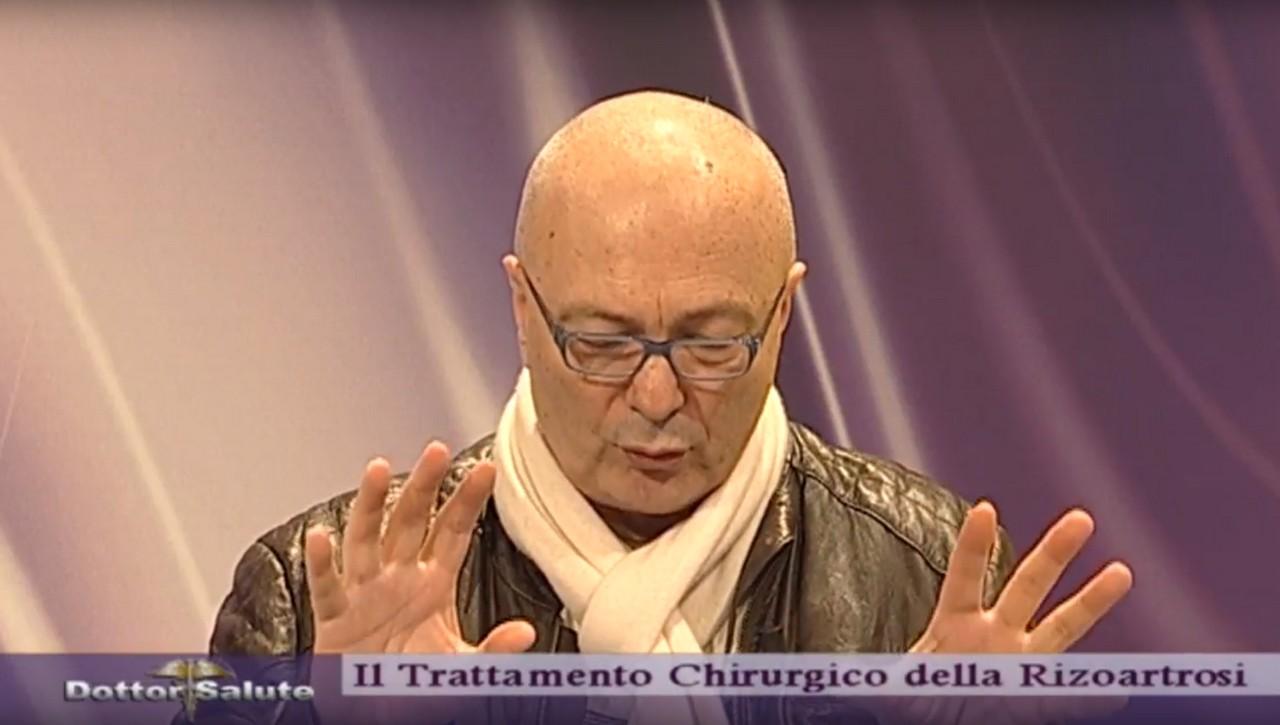 Rizoartrosi con dottor Antonio Azzarà a Dottor Salute