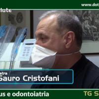 Coronavirus e odontoiatria a Dottor Salute, il dottor Sauro Cristofani