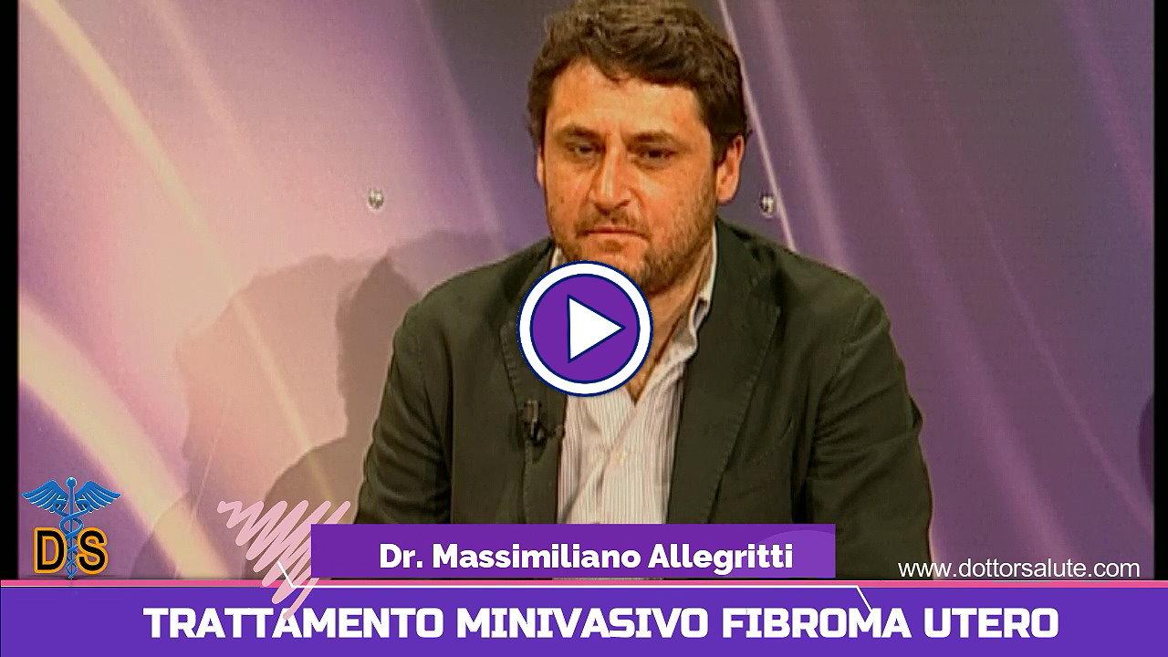 Donne con fibroma uterino trattate a Terni, tecnica mininvasiva, con dottor Massimiliano Allegritti
