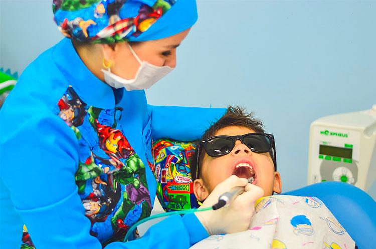 dentista per bambini a Novara Dottor Sorridenti