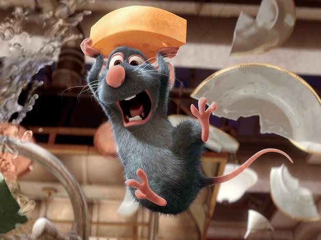 รีวิว Ratatouille 2007 ระ-ทะ-ทู-อี่ พ่อครัวตัวจี๊ด หัวใจคับโลก