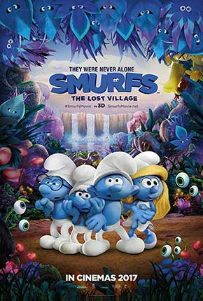 Smurfs The Lost Village สเมิร์ฟ หมู่บ้านที่สาบสูญ (2017)