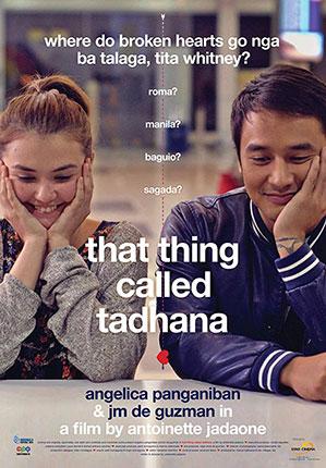 That Thing Called Tadhana หัวใจบอกว่าใช่