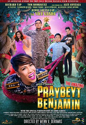 The Amazing Praybeyt Benjamin เบนจามิน พลทหารกล้าน่าทึ่งนะยะ (2014)