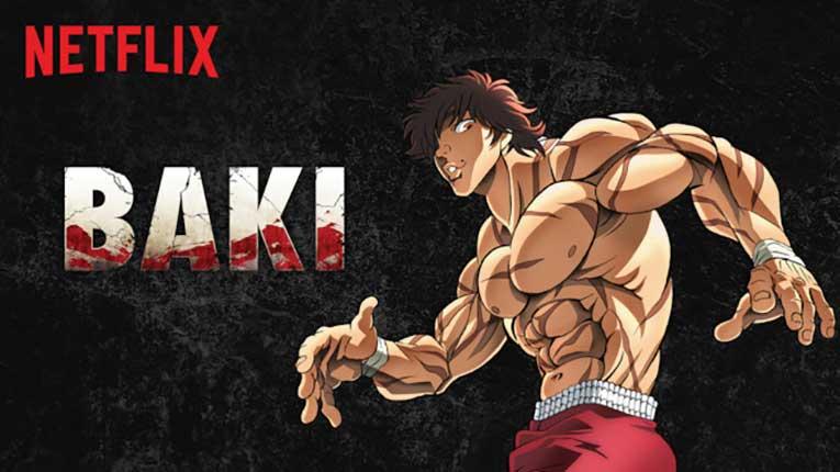 Baki Part 2