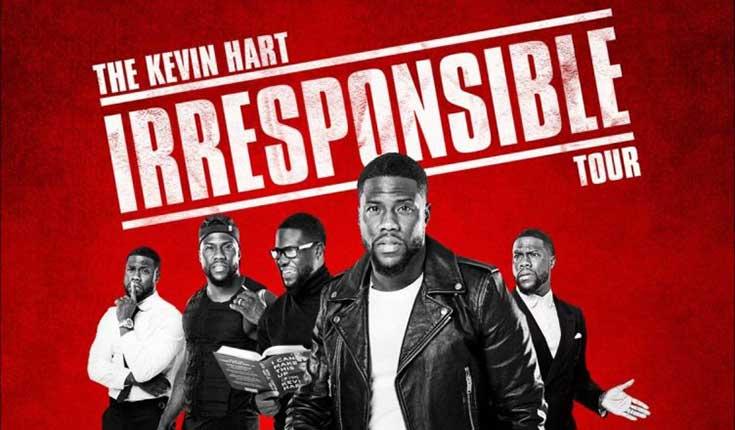 Kevin Hart Irresponsible