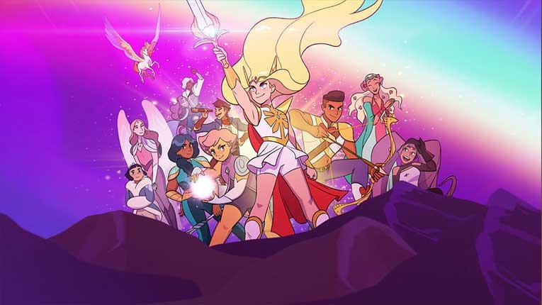 She-Ra and the Princesses of Power ชีร่า เจ้าหญิงพิทักษ์จักรวาล ซีซั่น 2