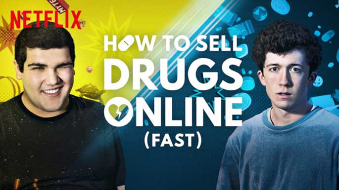 How to Sell Drugs Online: Fast วัยลองของ ซีซั่น 1