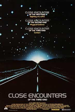 Close Encounters of the Third Kind มนุษย์ต่างโลก (1977)