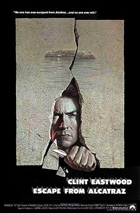 Escape from Alcatraz ฉีกคุกอัลคาทราซ (1979)