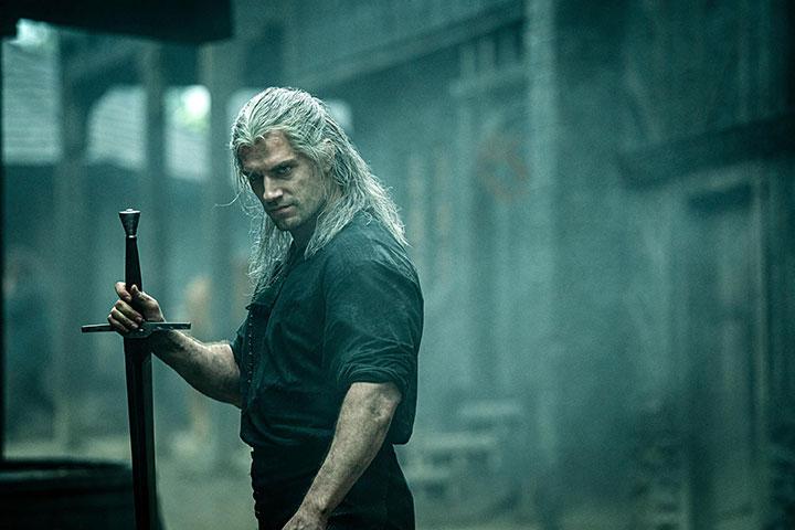 Witcher หนุ่มรูปงามนามว่า Geralt