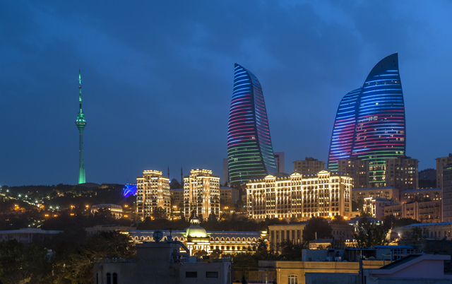 Ivanka Trump Announces Plans For New Hotel In Baku Azerbaijan Luxury Travel Magazine