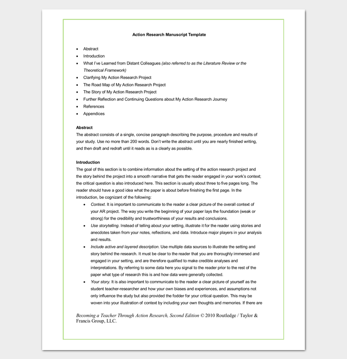 Sample Research Paper Format Custom Paper Service