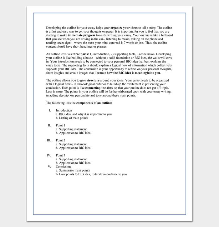 argumentative essay sample college