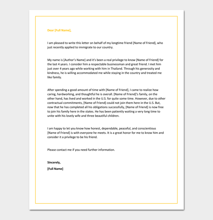 High School Recommendation Letter - 5+ Useful Sample Letters