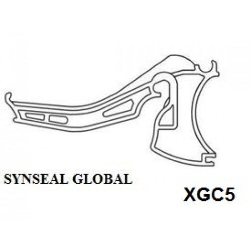 Synseal Global Gutter Brackets (XGC5) (pack of 5)
