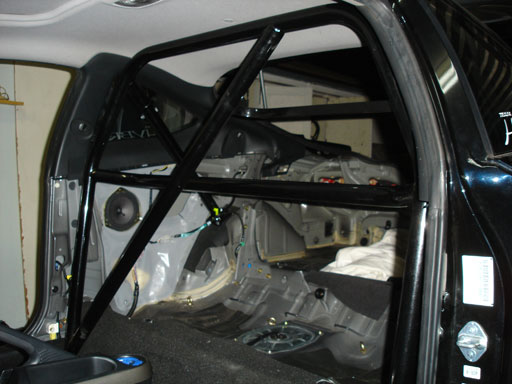 Autopower Roll Bar Install  Double D Garage