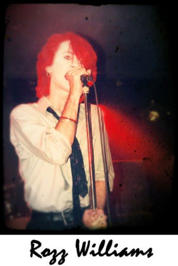 Rozz Williams live