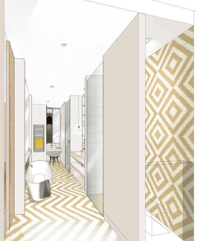 appartement paris 6 double g  Maisonsappartements  projets  wwwdoublegfr