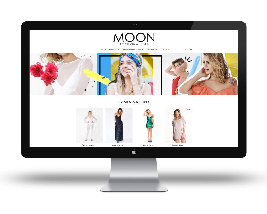 moonbysilvinaluna.com