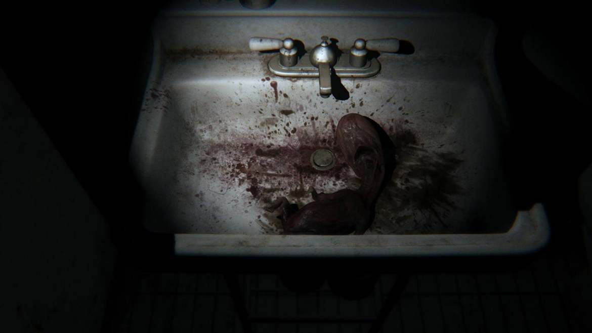 The Baby in P.T.