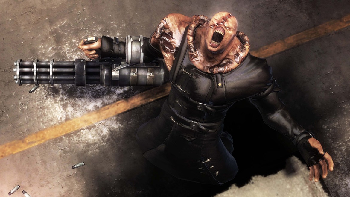 Nemesis from Resident Evil: Operation Raccoon City
