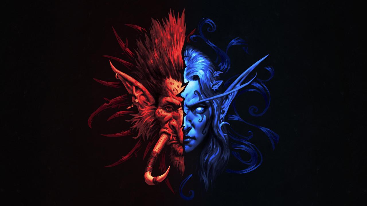 Horde vs. Alliance Warcraft