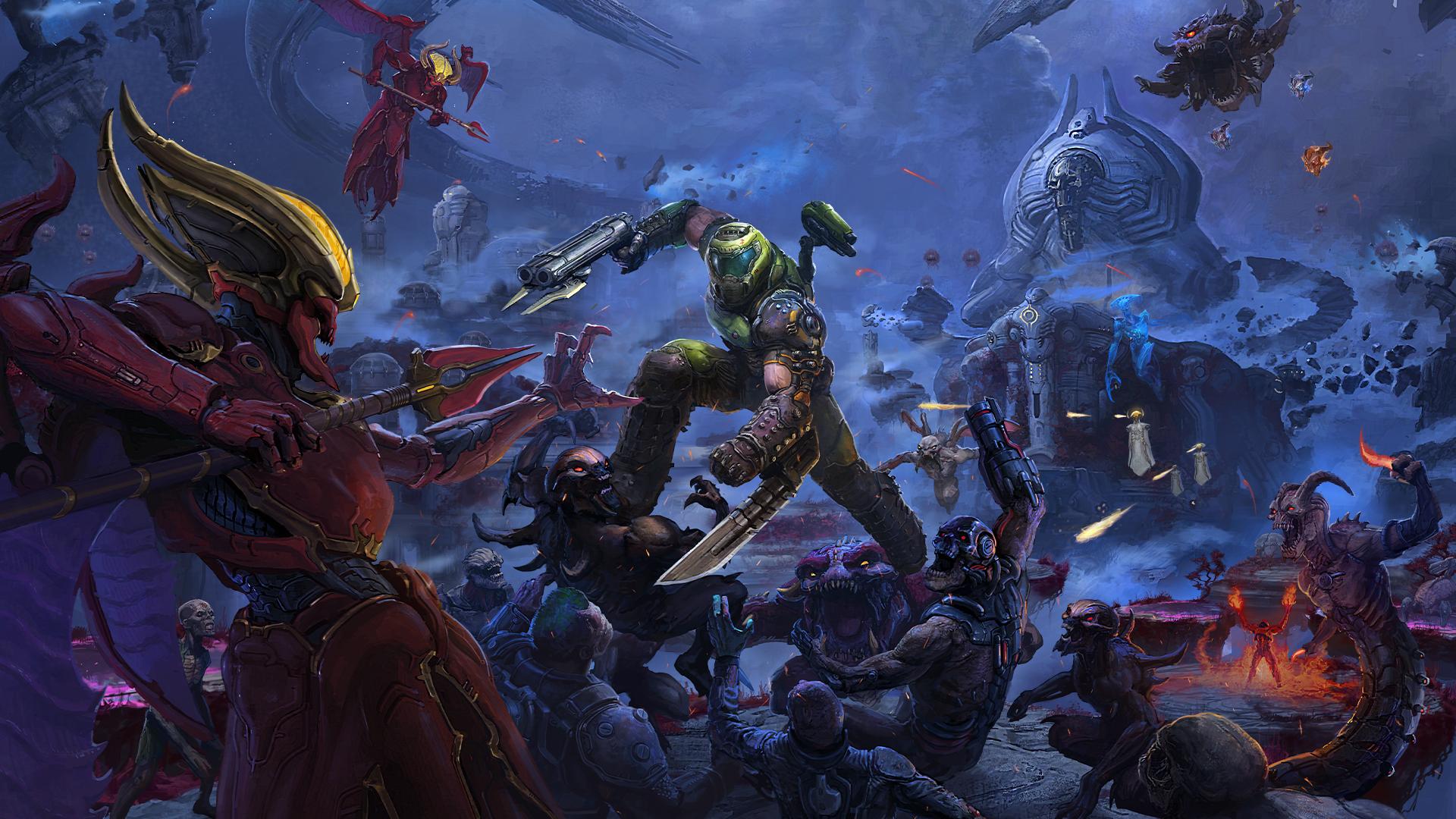 DOOM Eternal: The Ancient Gods – Part One