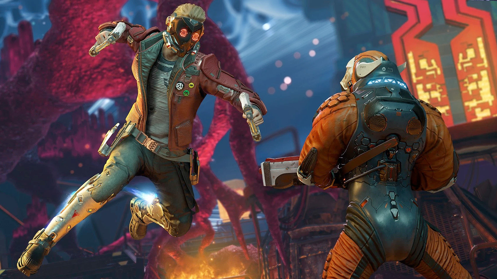 Marvel's Guardians of the Galaxy featured image