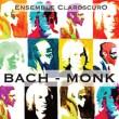 Claroscuro-Bach-Monk