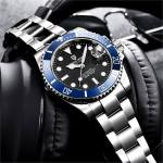 Pagani Design Explorer Blue Ceramic Bezel Doubleo Dive Watches