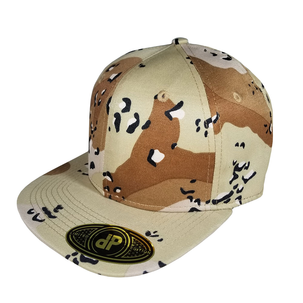 Desert-Camo-Flatbill-Snapback-Hat