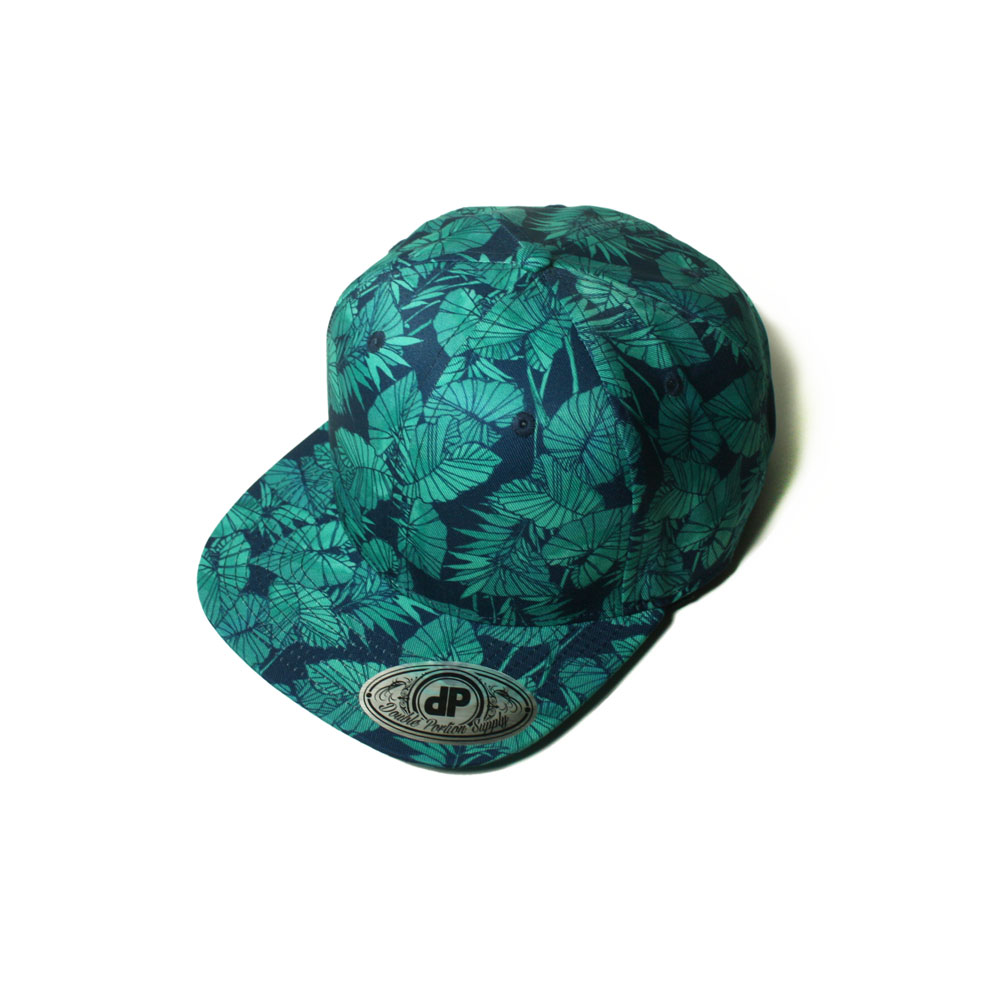 cd07e3930a6 Floral Snapbacks – Double Portion Supply